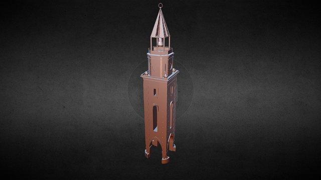 Torre 3D Model