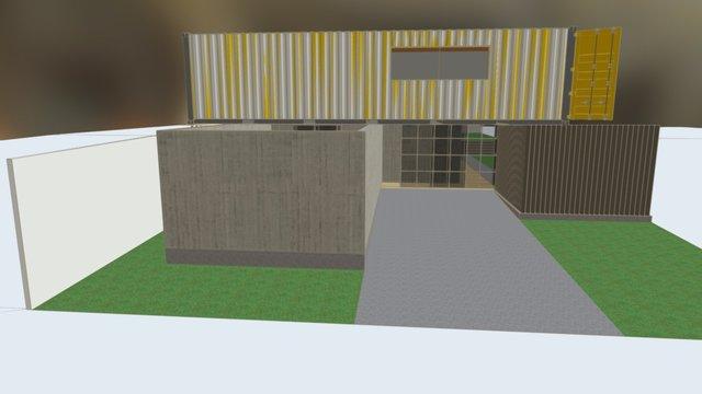 Residencia AR 3D Model