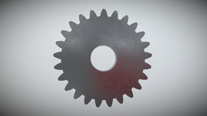 Cogweel | Gear 3D Model
