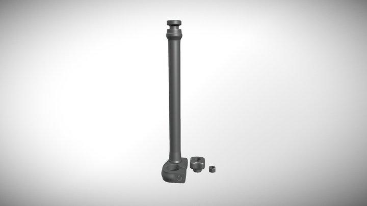 Rod for Tripod 3D Model