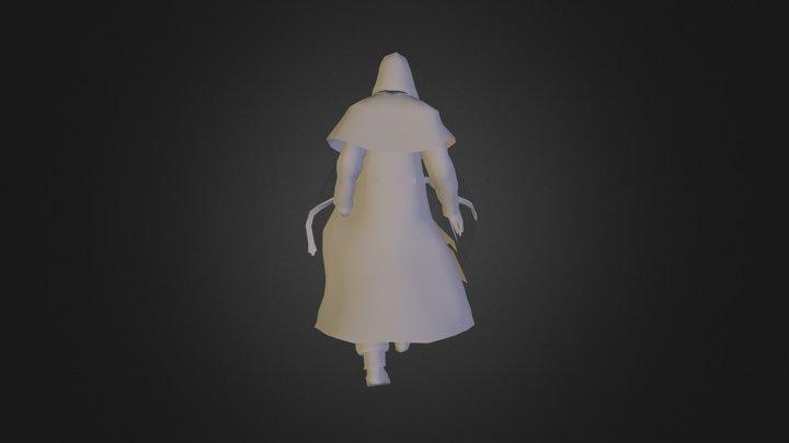 Dante 3D 3D Model