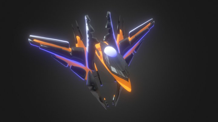 Spacecraft | Transformer 3D Model