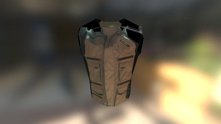 Aron 3D Model