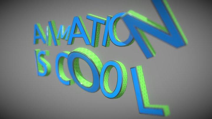 3D looping type 3D Model