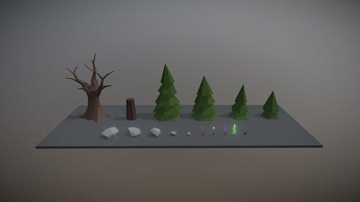 EnvironmentalExports 3D Model