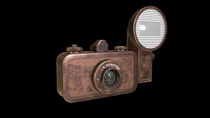 Camera La Sardina 3D Model