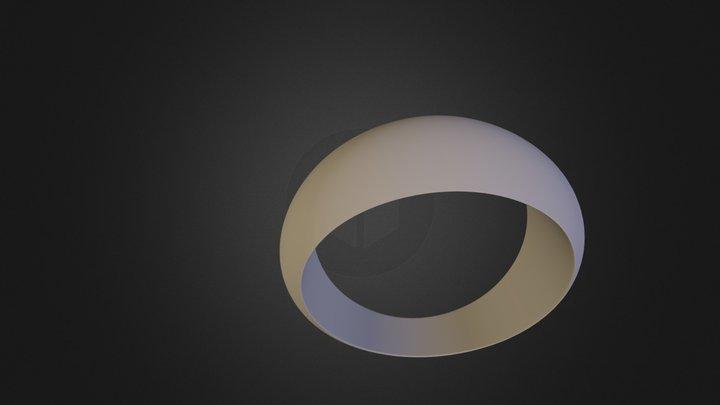 טבעת 3D Model