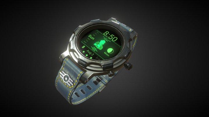 Vault 111 Watch: Fallout 3D Model