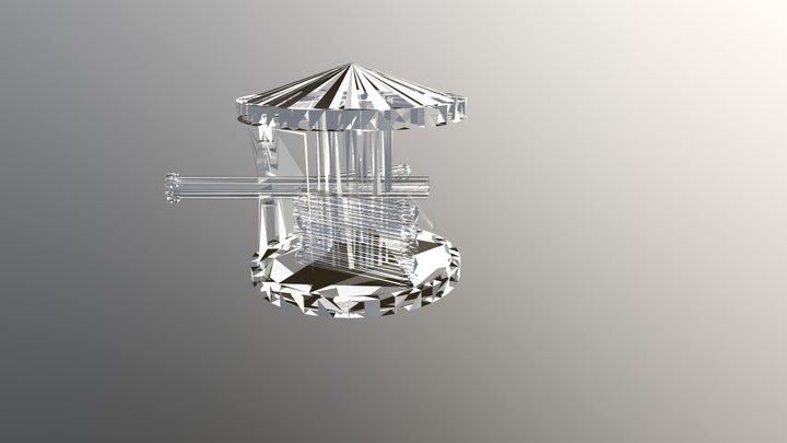 Smith Gun 3D Model