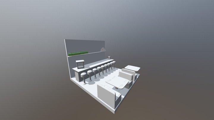 Rummet 3D Model