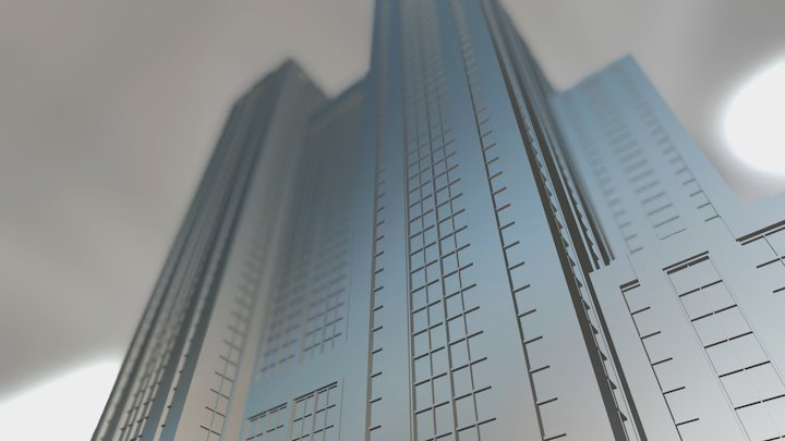 Tower Part II 3D Model