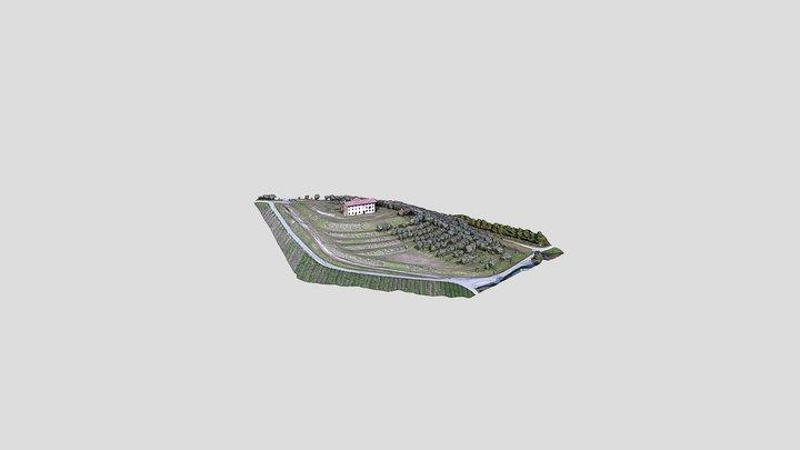 VOLO 3D DRONE 3D Model