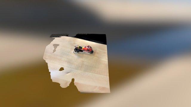 Ducati Desmosedici 46 3D Model