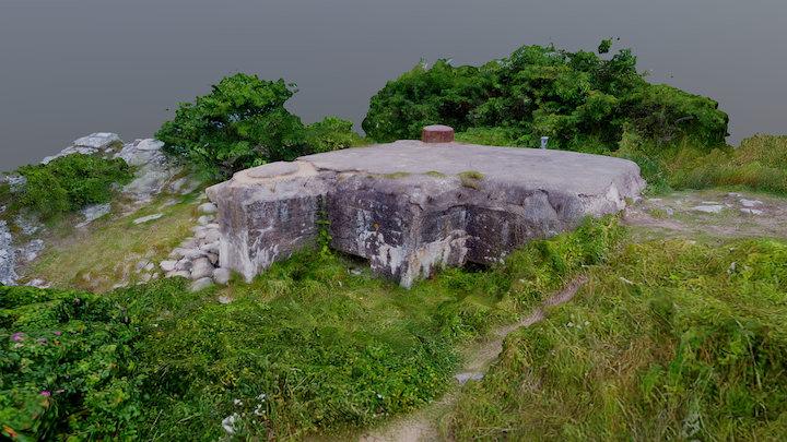 Bunker 49b 3D Model