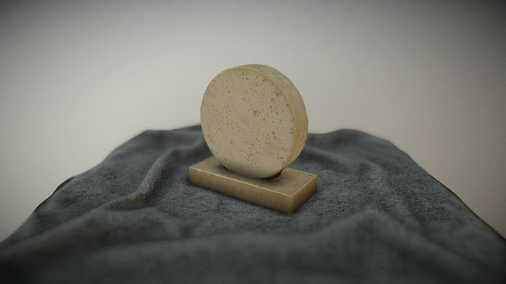 Klokornament Zonder Detailfotos Obj 3D Model