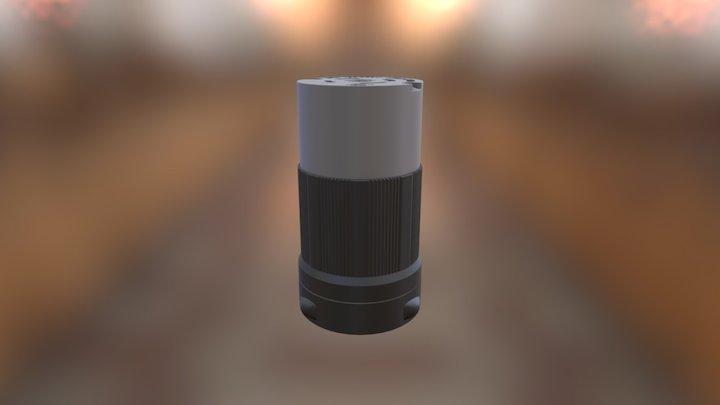 Nema L14-30C 3D Model