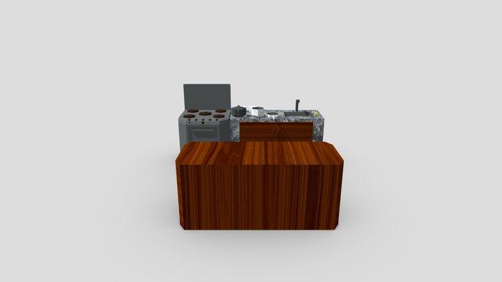 Cozinha 3D Model