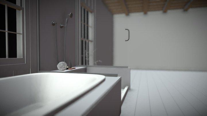 Demo Scene 3D Model