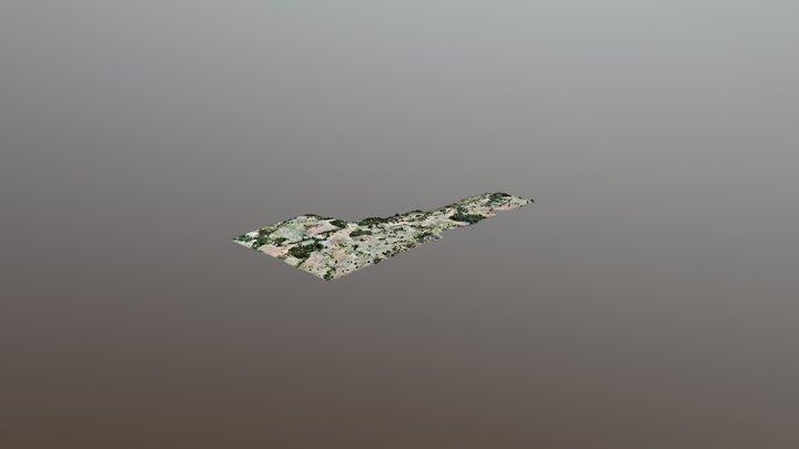 Nhamatanda 3D Model
