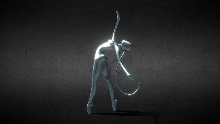 Minimalistic - Delicate 3D Model