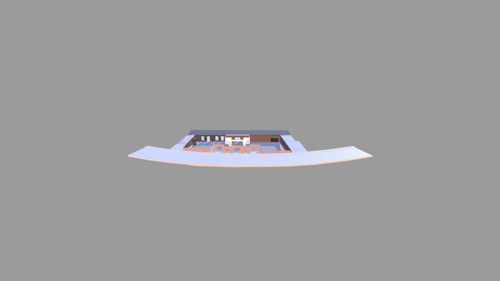 Etage Test 3D Model