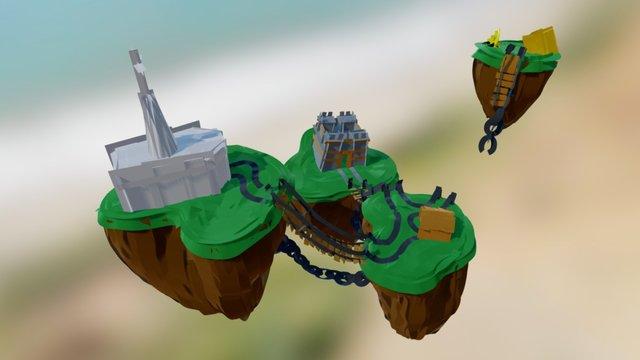 Break Away 3D Model