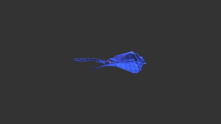FLP-bearing neuroblast 3D Model