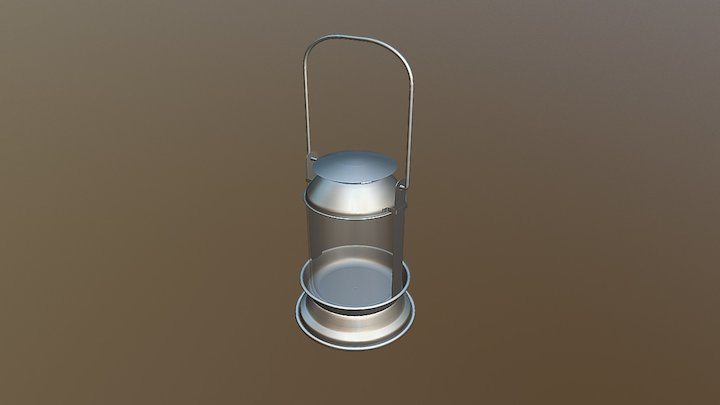 SeaMen_Nautical_Lantern 3D Model
