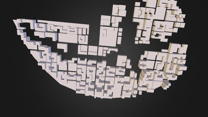 Green City 3D Model