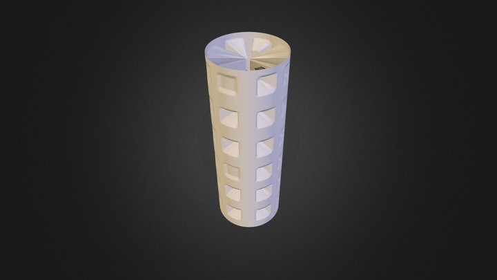 plano 3D Model