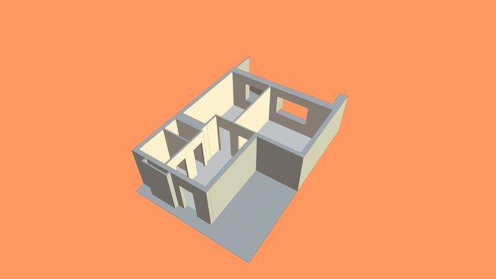 melody_lesa 3D Model