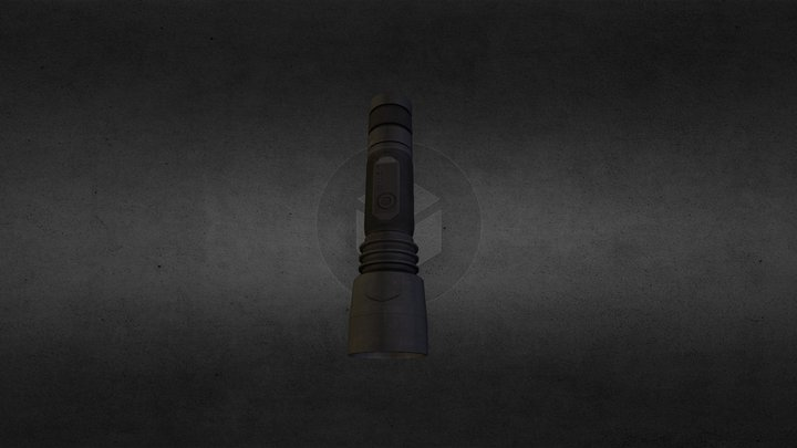 Lanterna/Flashlight 3D Model