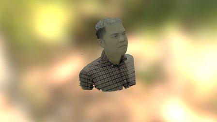 Original Scanned File 3D Model