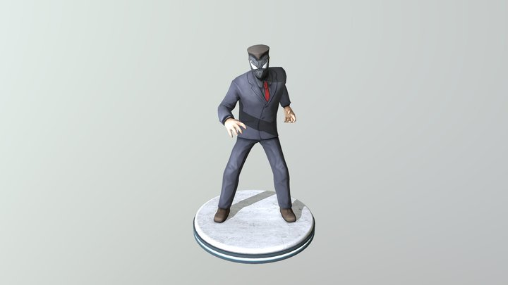 Hammerhead 3D Model