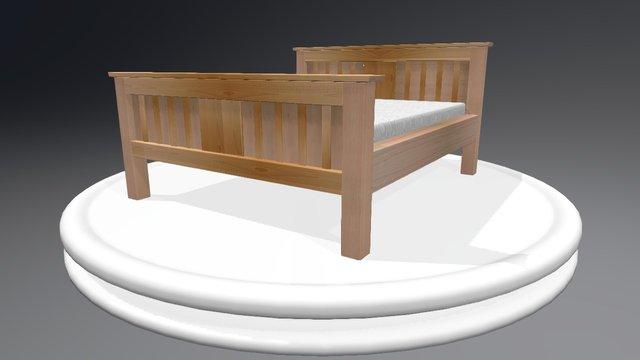 Postel2b2 3D Model