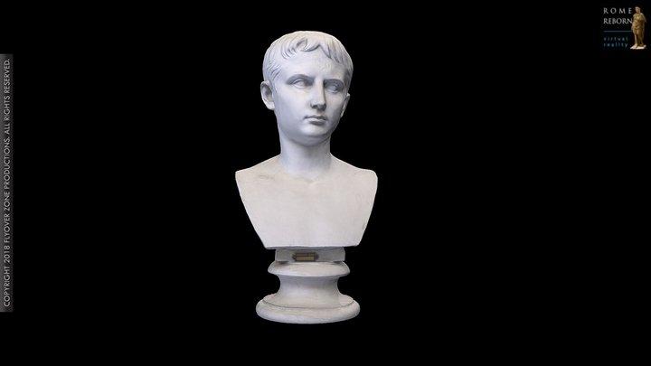 Gaius Caesar 3D Model