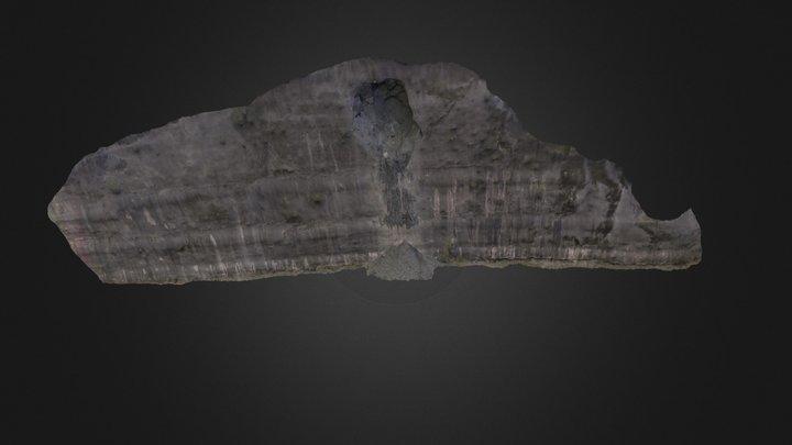 Egnatia Slope 3D 3D Model