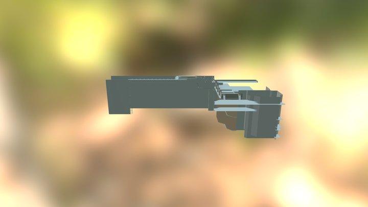 Mesh 0002 3D Model