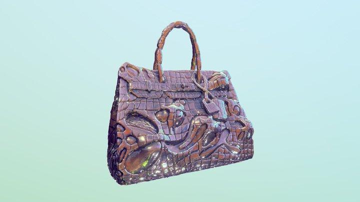 STONK BAG ( g l a z e ) 3D Model