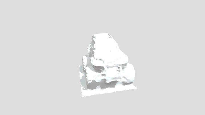 Car toy 3D App Scanner eyescloud3D 3D Model