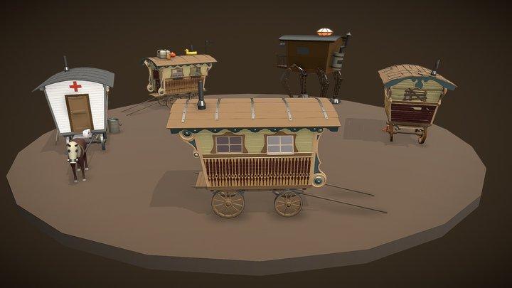 HomeWork_2.2 3D Model
