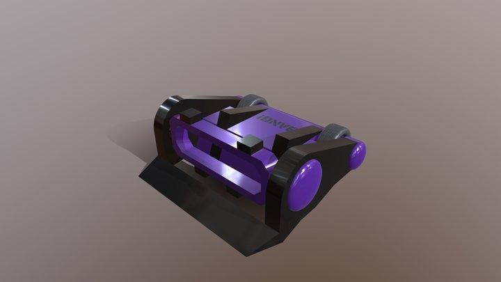 Bang! 3D Model