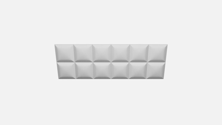 ARSTYL WALL PANEL SQUARE NMC 3D Model