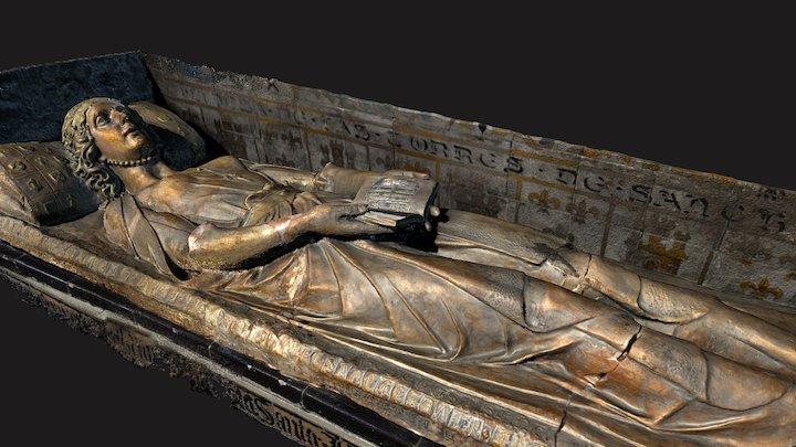 Omnium Sanctorum - Crypt of the Duchess 3D Model