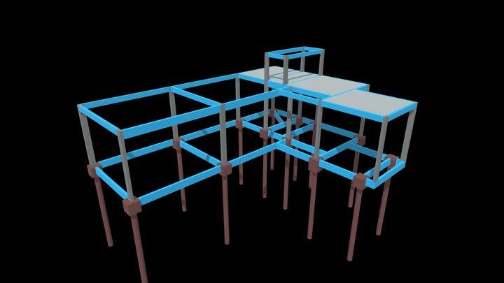 GV 3D Model