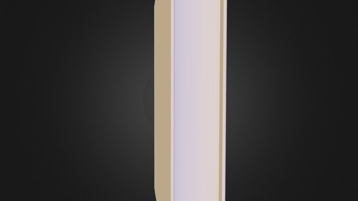 Antique Book.zip 3D Model