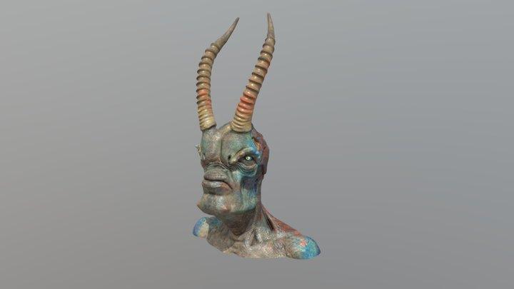 Korrigum 3D Model