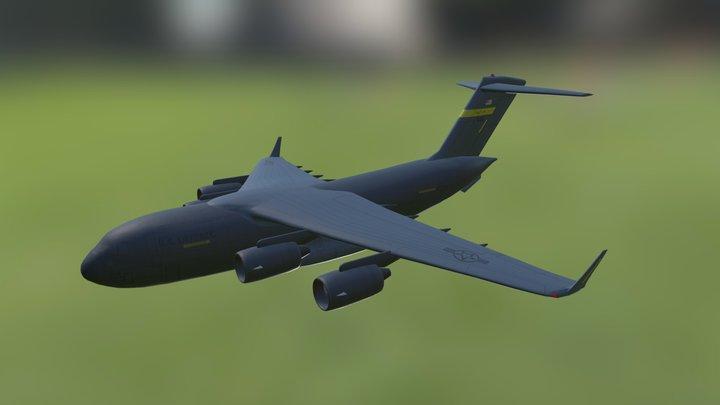 C17 3D Model