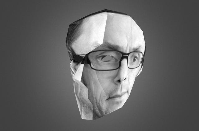 Unusual perspectives, André 3D Model