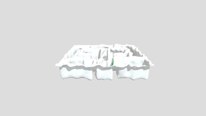 gal2 3D Model